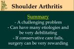 shoulder arthritis111