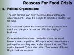 reasons for food crisis41