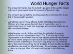 world hunger facts3