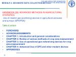 module 2 advanced data collection method