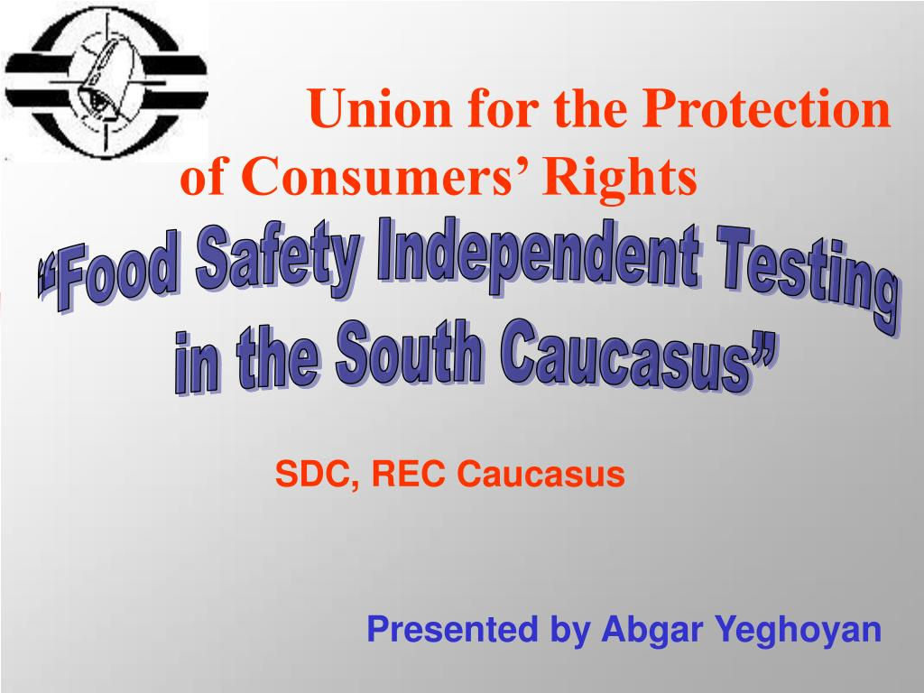 union for the protection of consumers rights l.