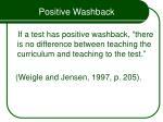 positive washback13