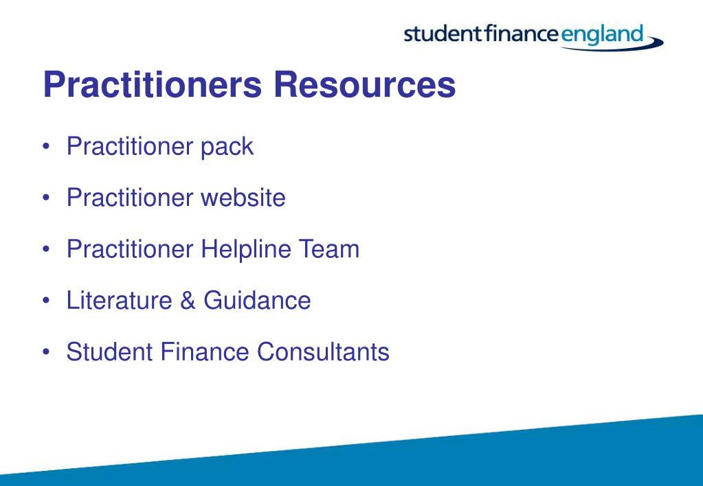 Practitioners Resources