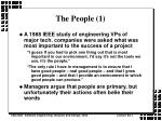 the people 1