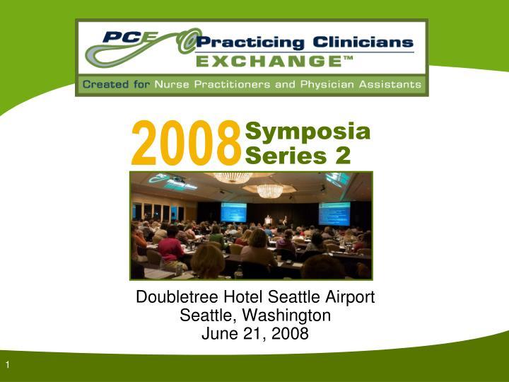 doubletree hotel seattle airport seattle washington june 21 2008 n.