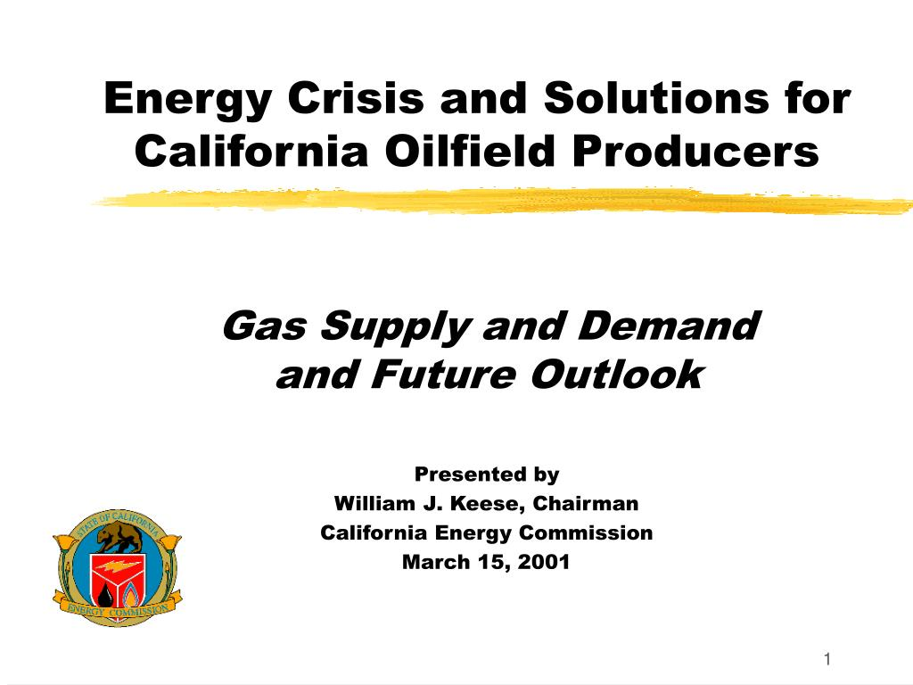 future energy crisis