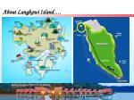 about langkawi island