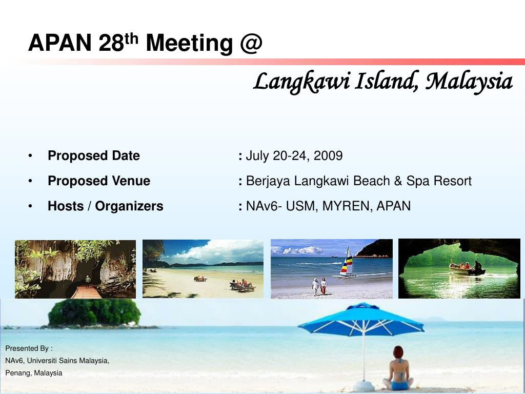 apan 28 th meeting @ l.