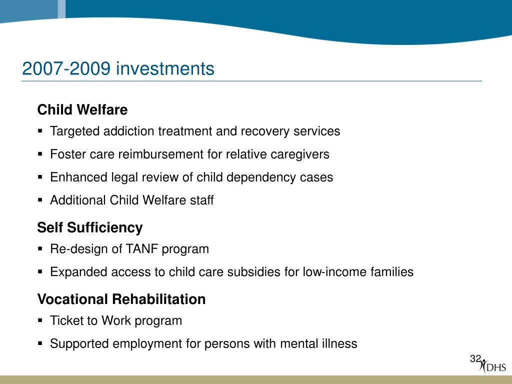 2007-2009 investments