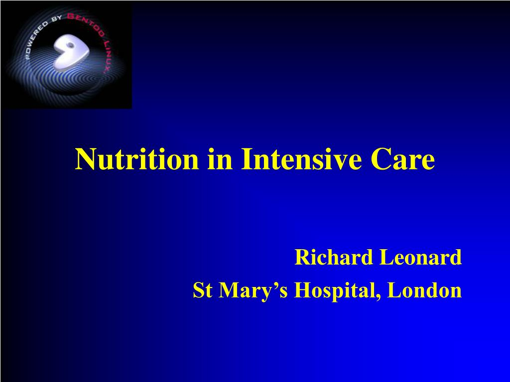 richard leonard st mary s hospital london l.