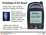prototype of art smart