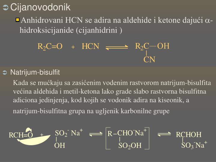 Cijanovodonik