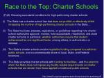 race to the top charter schools