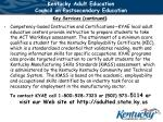 kentucky adult education council on postsecondary education28