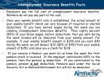 unemployment insurance benefits facts