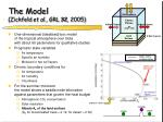 the model zickfeld et al grl 32 2005
