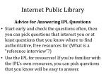 internet public library24