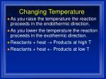 changing temperature61