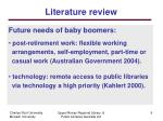 literature review9