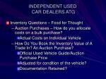 independent used car dealers atg14