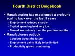 fourth district beigebook