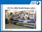5s five hills health region after