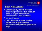 first aid actions13