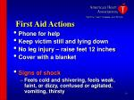 first aid actions19