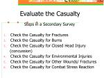 evaluate the casualty3