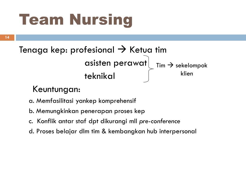 Team Nursing