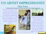 un artist impressionist22