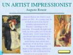 un artist impressionist23