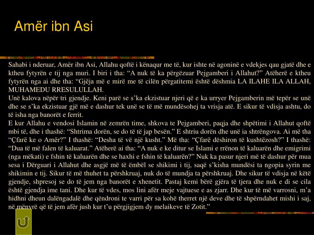 Amër ibn Asi