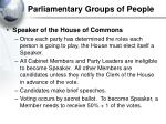 parliamentary groups of people8