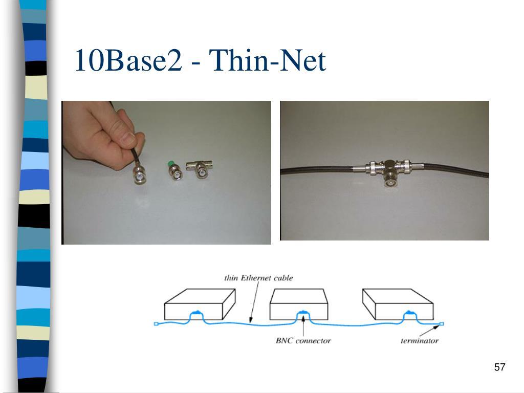 10Base2 - Thin-Net