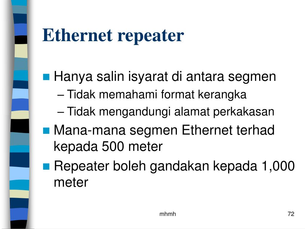 Ethernet repeater