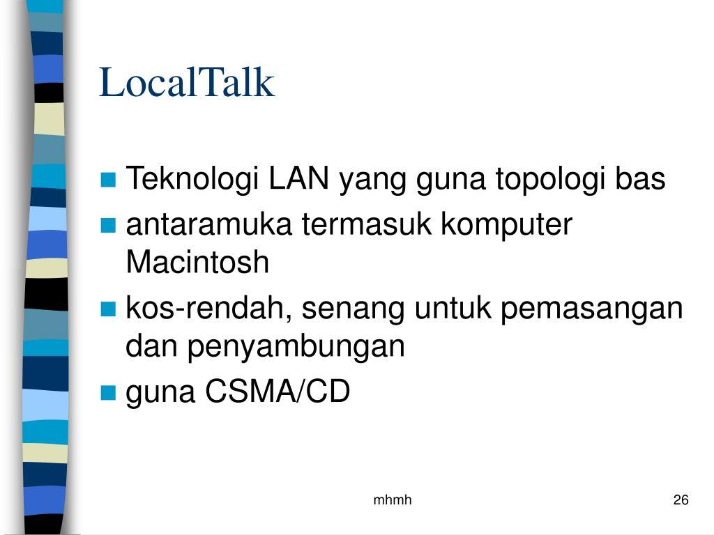 LocalTalk