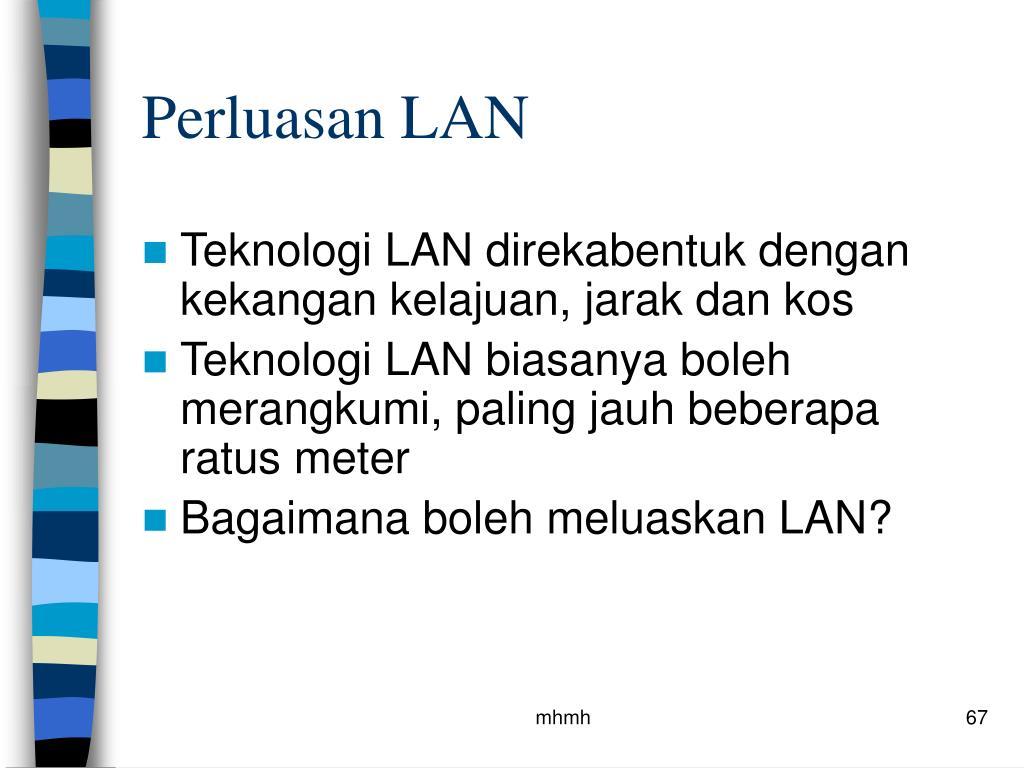 Perluasan LAN