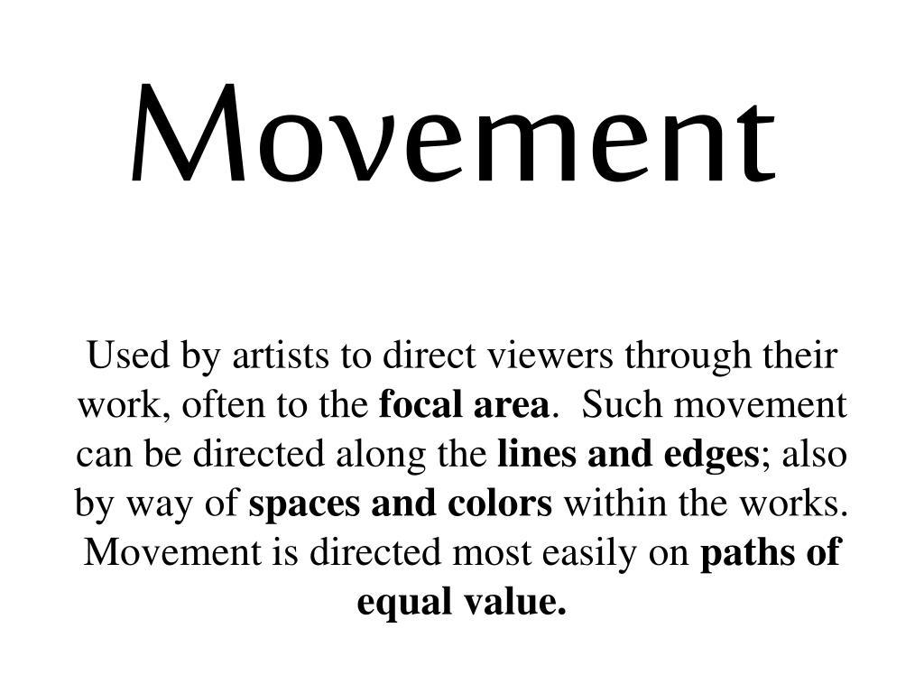movement l.