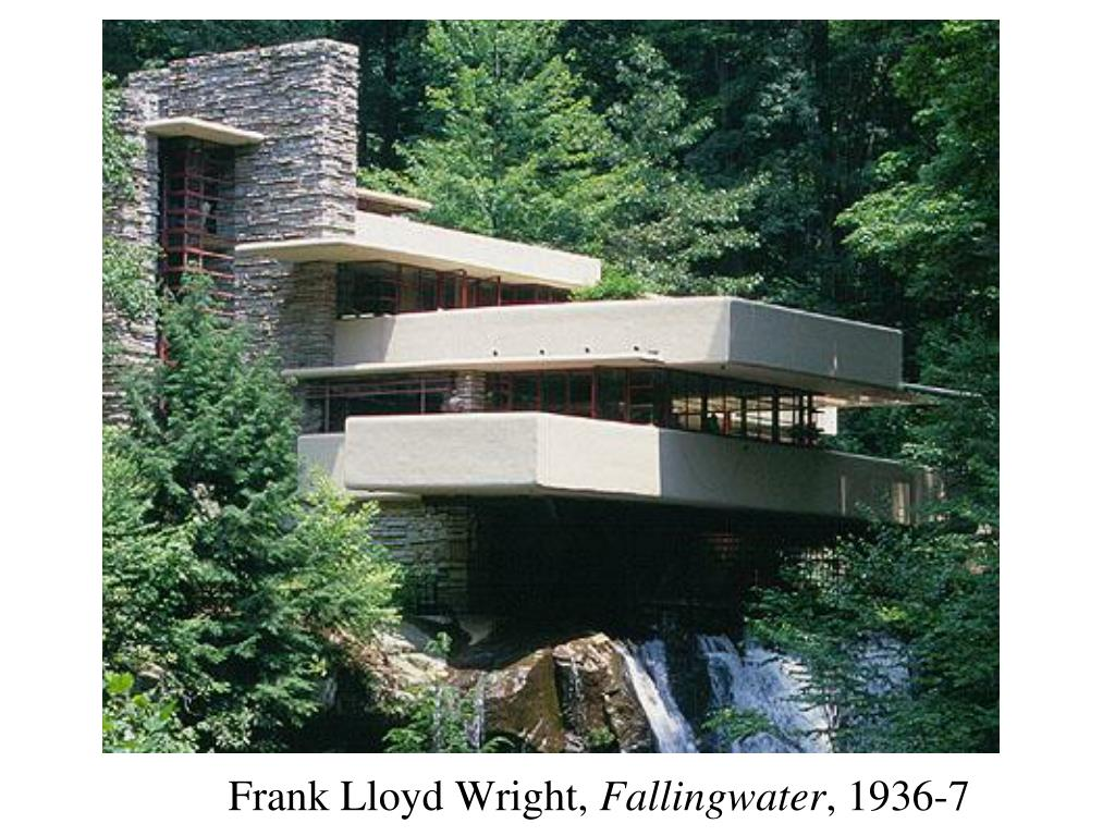 Frank Lloyd Wright,
