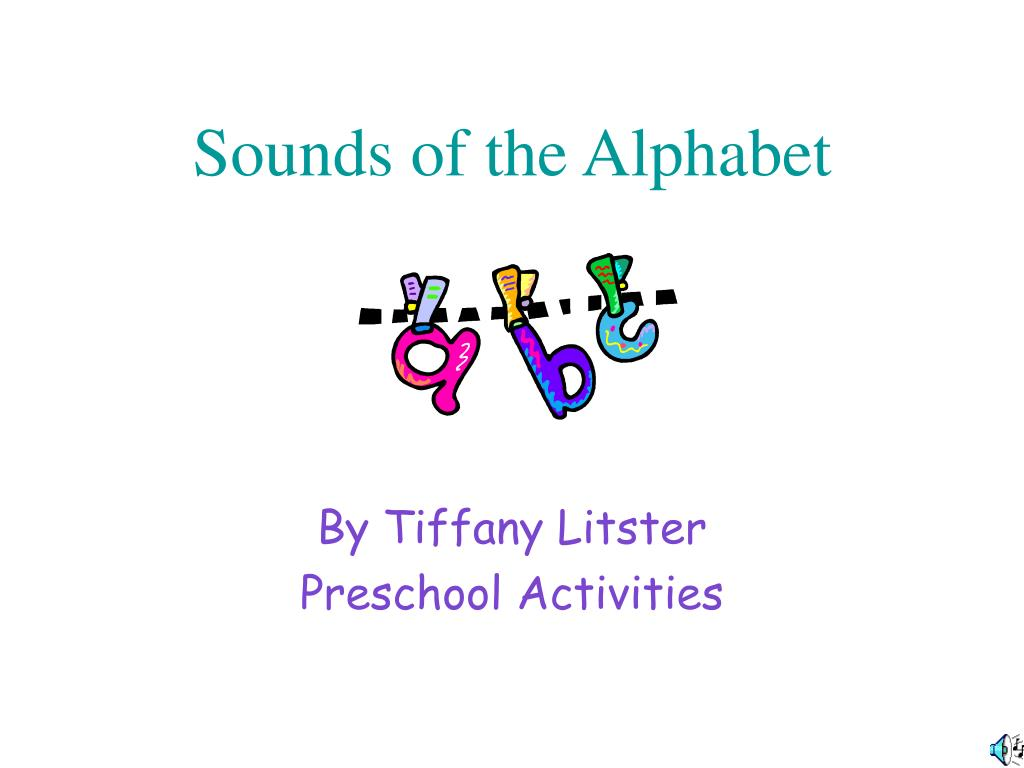 sounds of the alphabet l.