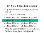 bit state space exploration5