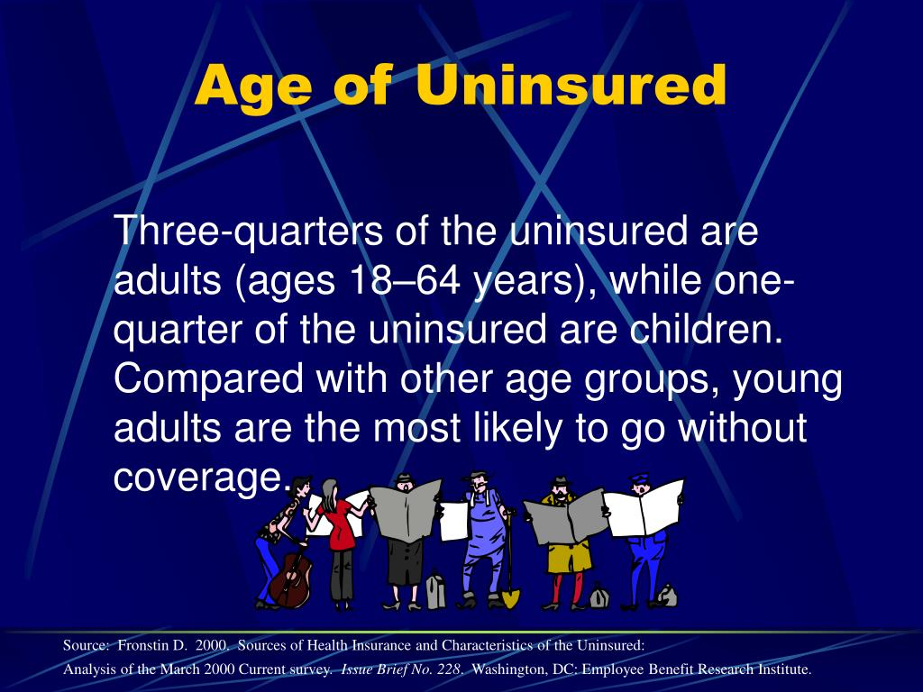 Age of Uninsured