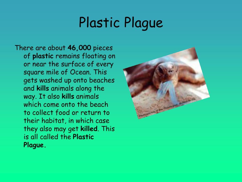 Plastic Plague