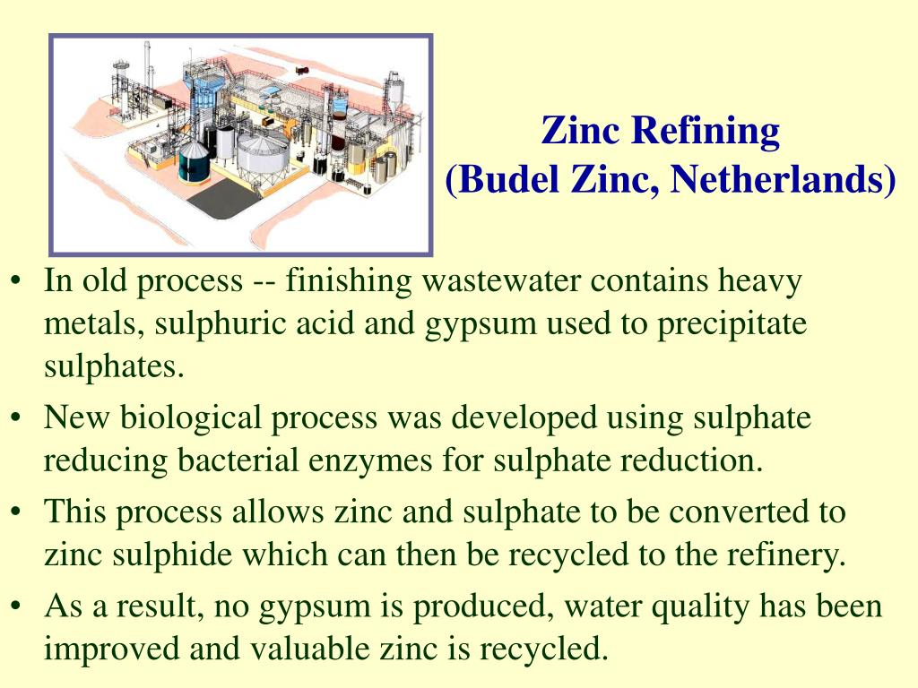 Zinc Refining