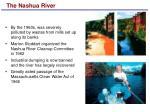 the nashua river