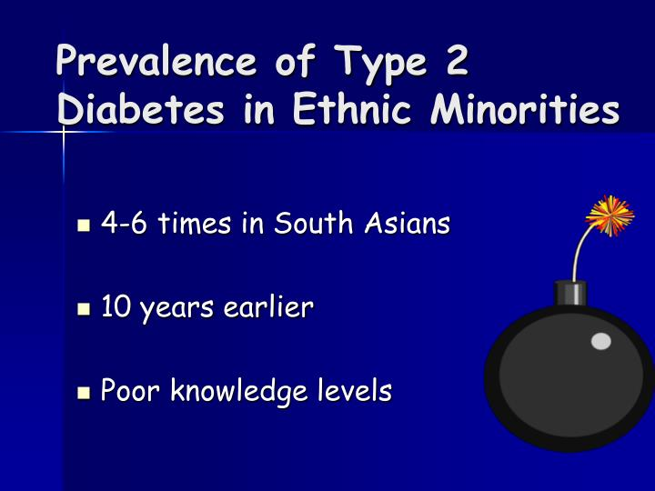 barriers to healthcare for diabetic ethnic minorities A number of reports indicate that cultural barriers may prevent members of ethnic minority groups from accessing diabetes services, but little is known about the specific nature of these barriers.