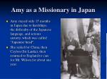 amy as a missionary in japan6