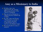 amy as a missionary to india8