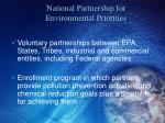 national partnership for environmental priorities15